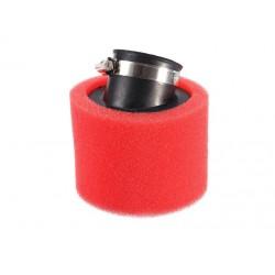 Воздущный фильтр нулевого сопротивления 48мм, наклон 45°