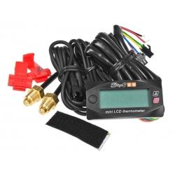 Термометр Stage6 MKII. 2 датчика