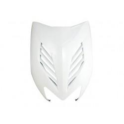 Передний пластик Yamaha Aerox, белый