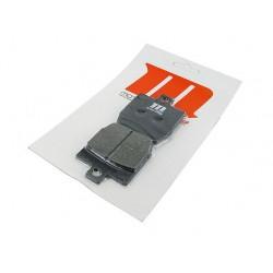 Тормозные колодки Motoforce RACING, синтетика, S32, 46.1x53.1x6.5mm