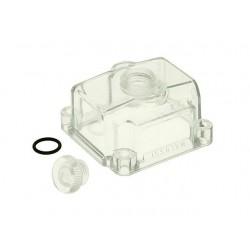 Крышка поплавковой камеры прозрачная Malossi PHBG 19/21mm