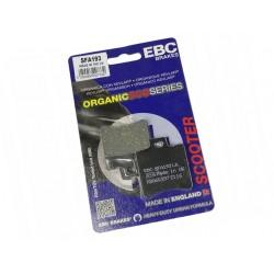 Тормозные колодки EBC S10