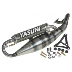 Yasuni R Kevlar, Yamaha Aerox, Jog