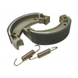 Тормозные колодки DR 110x25мм. Yamaha Jog, Bws, Slider, Vino