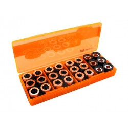 Ролики вариатора настроечные Stage6, 19x15,5mm, 2.50г / 3.00г / 3.50г / 4.00г
