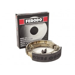 Тормозные колодки Ferodo. Honda Dio 95x20мм