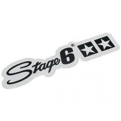 Стикер Stage6 14см, черный