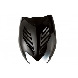Передний пластик Yamaha Aerox, черный