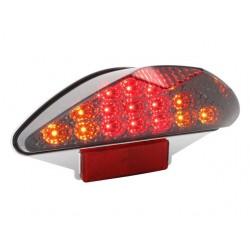 Задний стоп LED затемненный. Yamaha Aerox