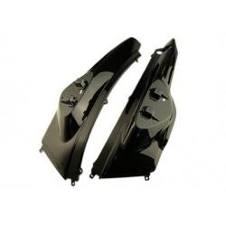 Пластик боковые панели Yamaha Slider, черные