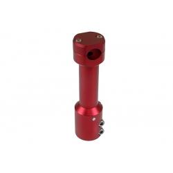 Вынос руля Str8 для Yamaha Aerox, Keeway, Cpi. Красный