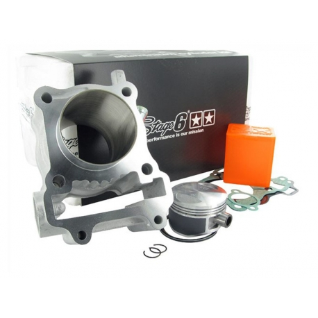 ЦПГ Stage6 ALU 153cc для  Honda SH 125 4T d-58mm