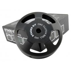 Колокол сцепления Stage6 R/T CNC, 433гр. Д.107мм, Minarelli/Yamaha