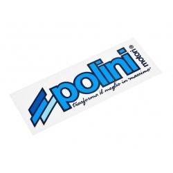 Наклейка Polini 12x4см