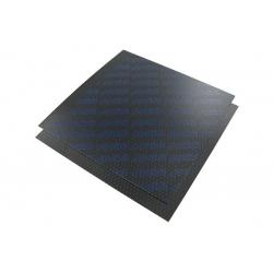 Карбон для лепестков Polini 110x100мм 0.3мм 2 листа