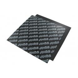Карбон для лепестков Polini 110x100мм 0.4мм 2 листа