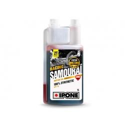 Масло IPONE Samourai Racing 2T с запахом клубники