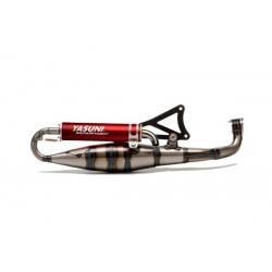 Yasuni CARRERA 16 Red, Yamaha Aerox, Jog, Minarellu горизонт