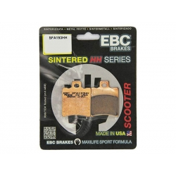 Тормозные колодки EBC S10 sintered HH