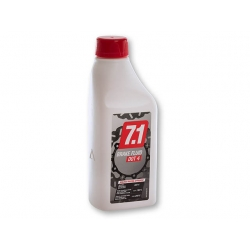 Тормозная жидкость Malossi DOT4+, 250мл