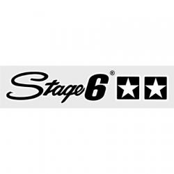Наклейка Stage6 25x4,5см