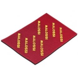 Фильтр Malossi Double Red Sponge. Лист под вырез 40х30см
