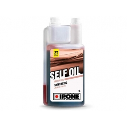 Моторное масло 2т IPONE Self Oil. 1л