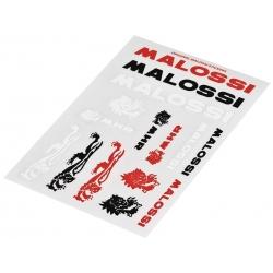 Лист наклеек Malossi 11x17см