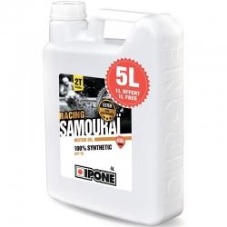 Двухтактное масло IPONE Samourai Racing 2Т 5л
