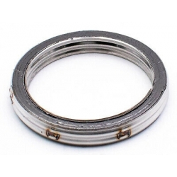 Прокладка кольцо выхлопной трубы 29x36x5,5мм. Piaggio / Gilera 125-180cc 2T