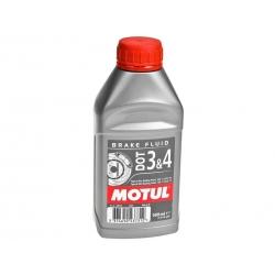 Тормозная жидкость MOTUL DOT 3&4. 500мл