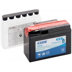 Аккумулятор для скутера EXIDE ETR4A-BS. Honda Dio / Giorno / Suzuki