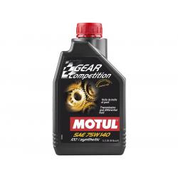 Трансмиссионное масло Motul Gear COMPETITION SAE 75W140 1л.