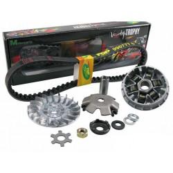 Набор вариатора TPR GP Trophy Yamaha, Minarelli длинный картер